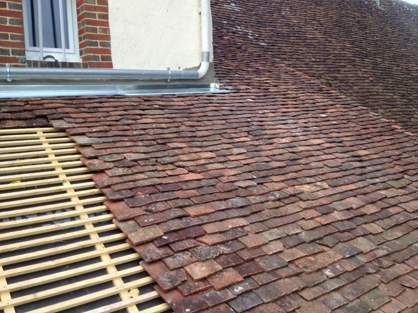 Toiture fibro ciment duree de vie devis artisant lorient entreprise rhuvc - Changer toiture fibro ciment ...